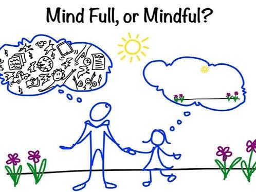 MINDFULNESS & MEDITATION Online course