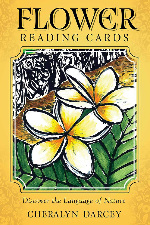 Flower Reading Cards - Discover The Language of Nature by Cheralyn Darcey