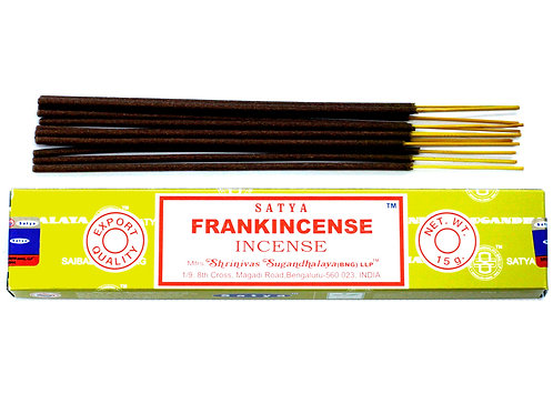 Frankincense Satya Incense 15gm