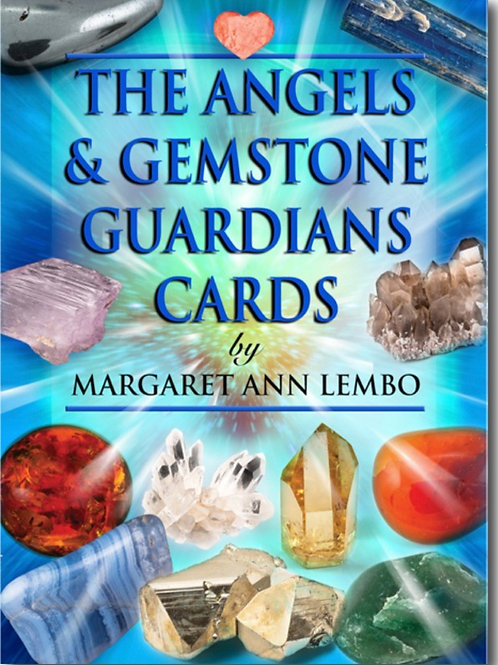 The Angels and Gemstone Guardians Cards by Margaret Ann Lembo