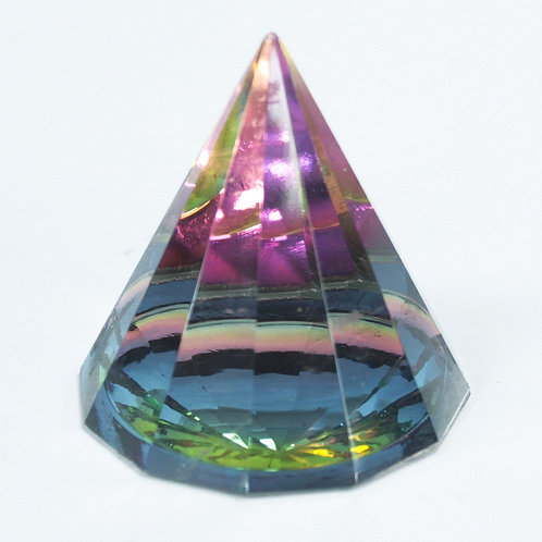 12 sided Magical Pyramid 60 mm