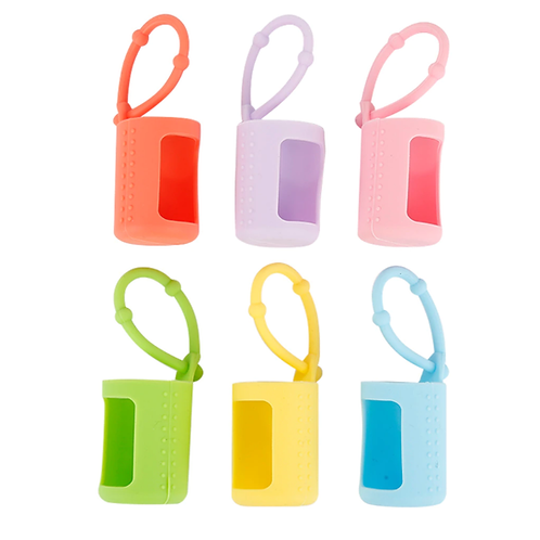15ml Silicone Sleeve Protective Covers for Essential Oil Bottles