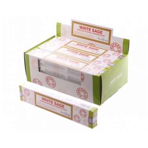 Stamford Masala White Sage Incense Sticks - (approx 15 sticks)