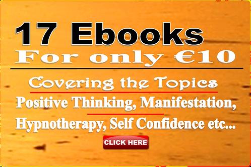 EBOOKS - Get 17 Ebooks on Alternative health, Healing and personal development