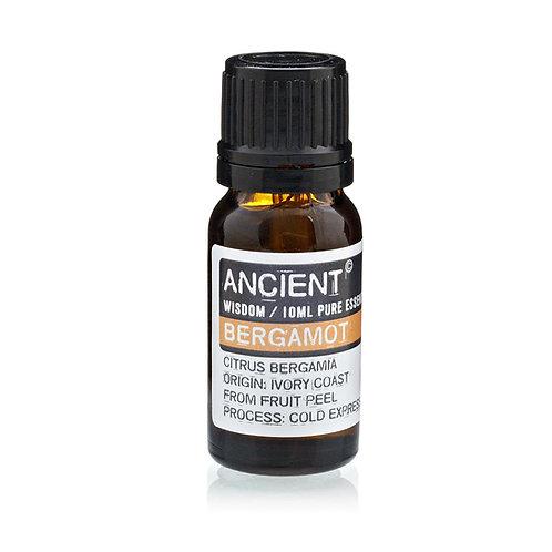 Bergamot Essential Oil  - 10ml Bottle