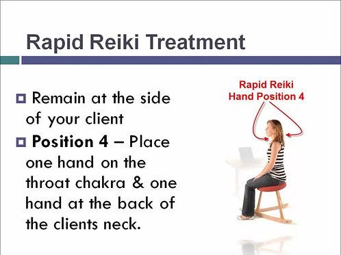 Reiki 1 Home study refresher course