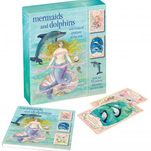 Mermaids and Dolphins And Magical Creatures of the Sea by Gillian Kemp