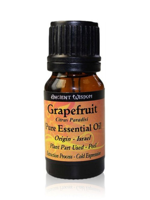 Grapefruit Essential Oil - 10 ml
