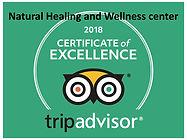 Natural healing and Wellness CERTIFICATE