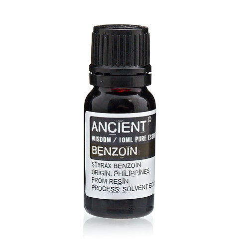 Benzoin Essential Oil (Dilute/Dpg) 10ml