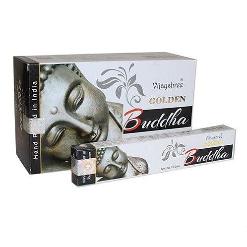Incense sticks Golden Buddha