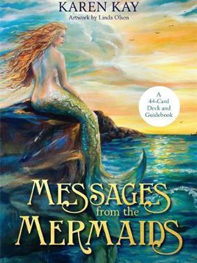 Messages from the mermaids by karen kay