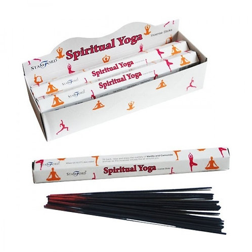 Spiritual Yoga Premium Incense sticks - 15gm