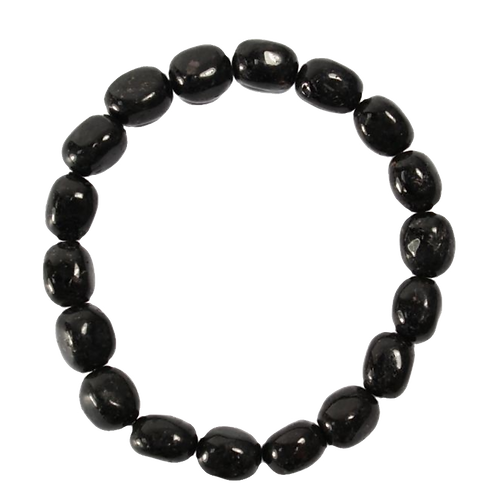 Nuummite Crystal Bracelet