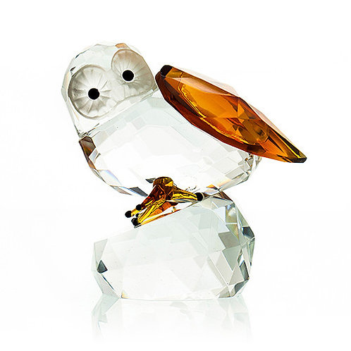 Star Crystal Brown Owl