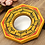 Thumbnail: Lucky Chinese Feng Shui Dent Convex Bagua Mirror