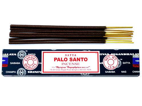 Palo Santo - Satya Incense Sticks 15gm
