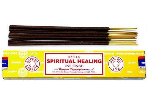 Spiritual Healing - Satya Incense Sticks 15gm