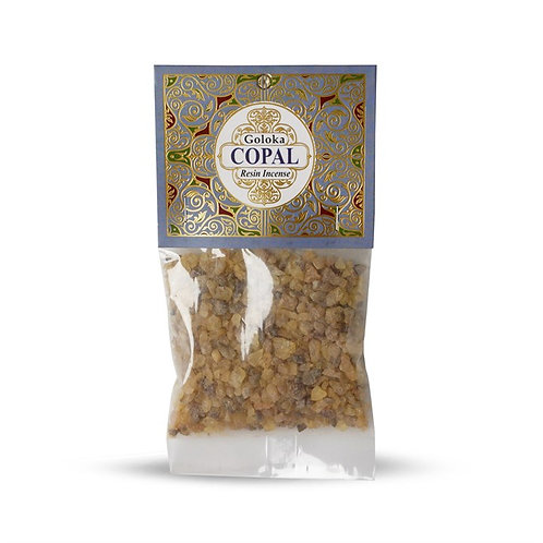 COPAL RESIN INCENSE - 30g