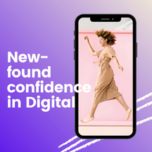 New-found Confidence in Digital