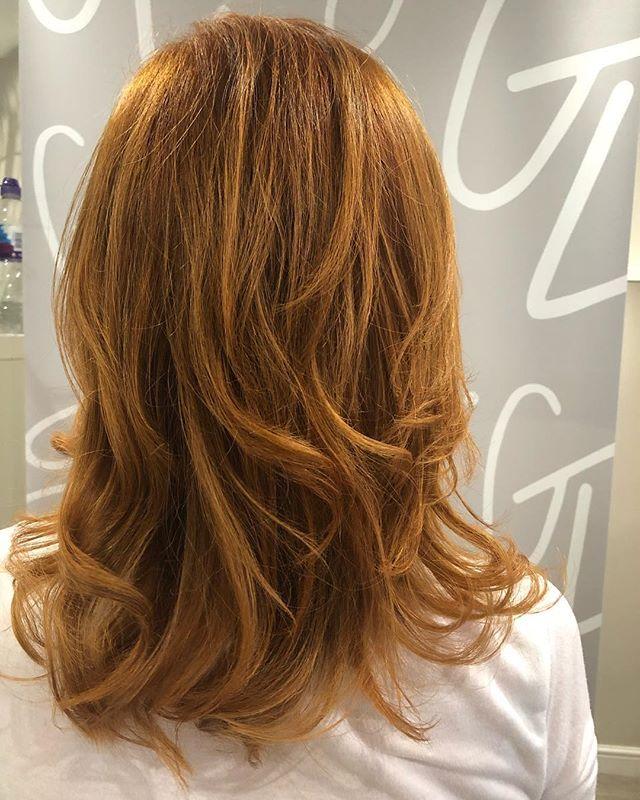 Colour, cut and blow dry 💁🏼♀️ •Hair b