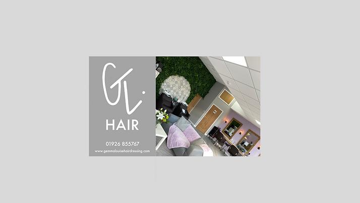 Logo and Salon Photo