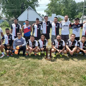Jake's soccer team gets 2nd place