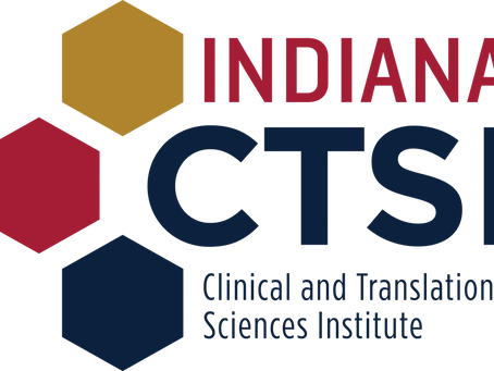 Jake is awarded the Indiana CTSI Pre-Doctoral Fellowship