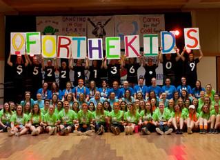 UNI Dance Marathon and The Tross Family Give $1 Million To Pediatric Epilepsy