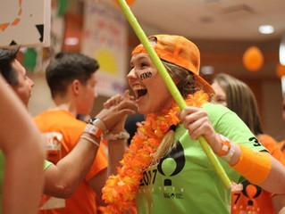 #OrangeYouThankfulForDM