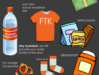 Dance Marathon Survival Guide