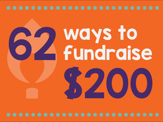 62 Ways to Raise $200