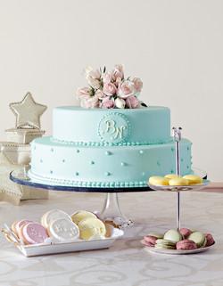 Tiffanys' Cake