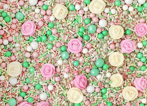 Sprinkle Pop- Springtime In Paris Sprinkle Mix