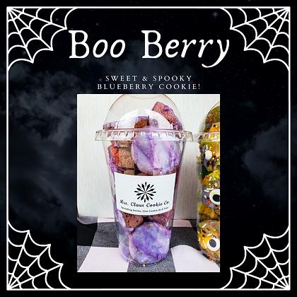 Boo Berry Cookies (Seasonal)