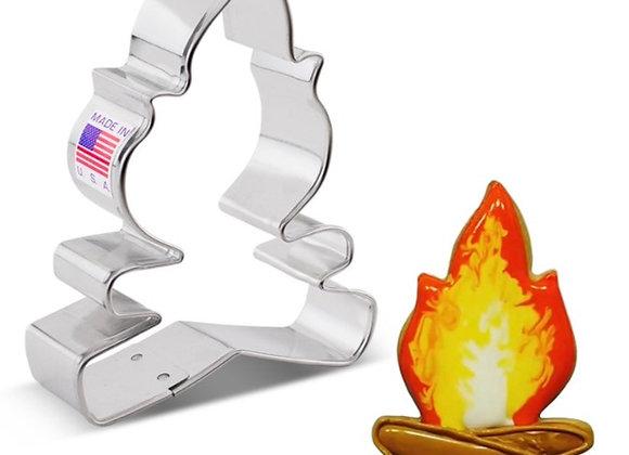 "Campfire Cookie Cutter 4"""
