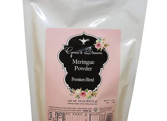 Genie: Dream Meringue Powder (1 Lb foil packages)