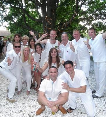 ORFI WHITE PARTY
