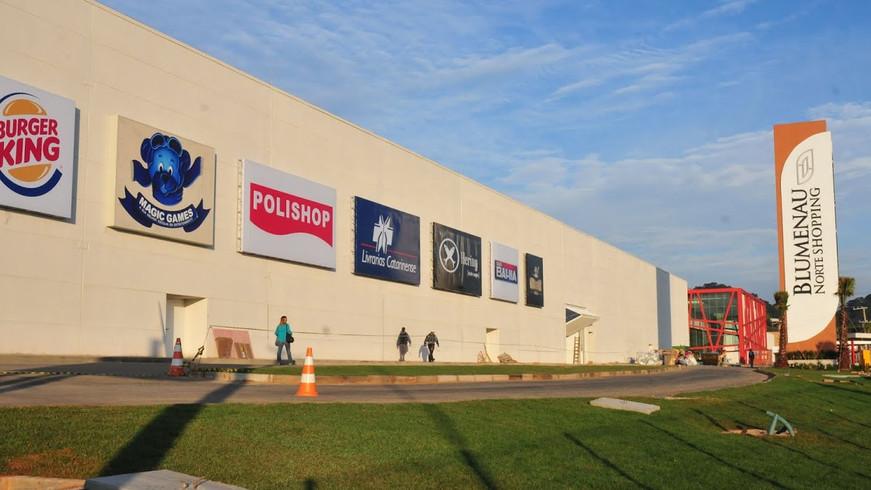 Shopping Blumenau