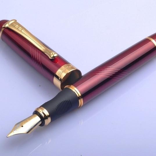caneta-tinteiro-luxo-jinhao-x450-vermelh