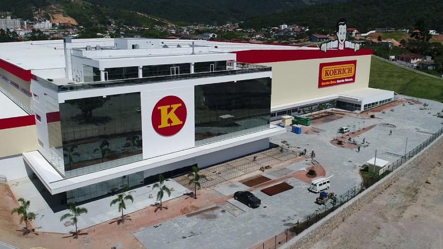 Centro de Distribuição Lojas Koerich