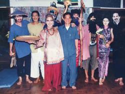 Tao Garden Players  8 immortals 1999