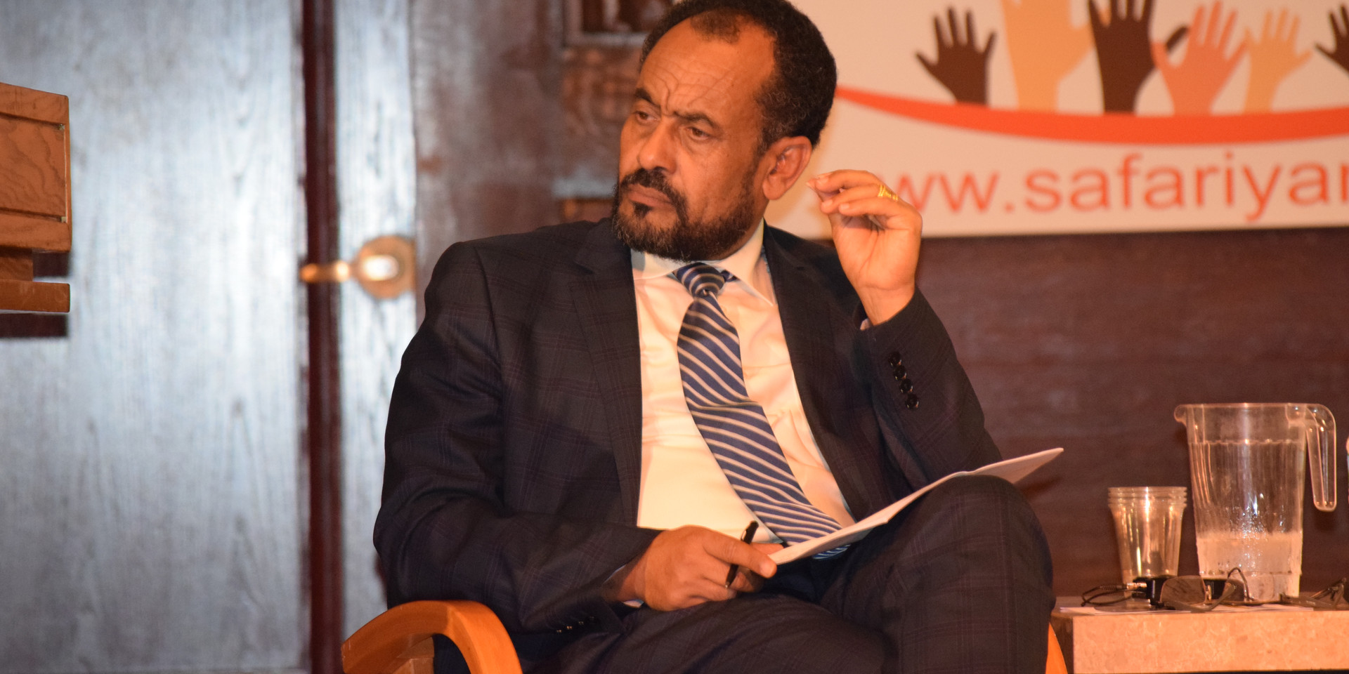 CRISIS IN ETHIOPIA AND THE IMPLICATIONS FOR ACCOUNTABLE GOVERNMENTS IN EAST AFRICA