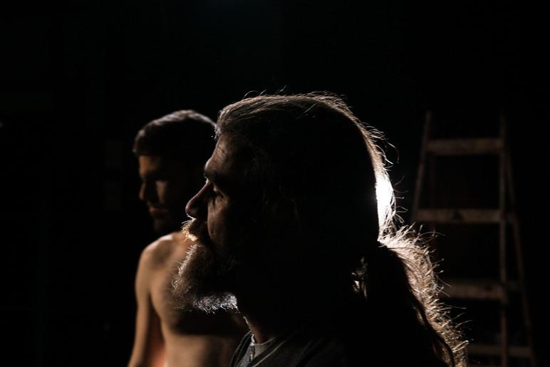 מתהליך החזרות, עם הבמאי יפים ריננברג