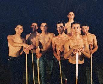 להקת המחול הרב-תרבותית בירושלים בהקמת ירון מרגולין, המורכבת מיהודים, ערבים, ועולים חדשים