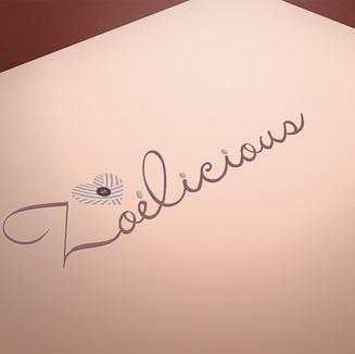 Logodesign für das junge Hand-made-Label Zoelicious