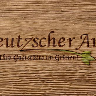 Logodesign für die Gaststätte Leutzscher Aue
