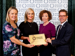Riada Resourcing Repeat Success with Investors in People Gold Award for 2018