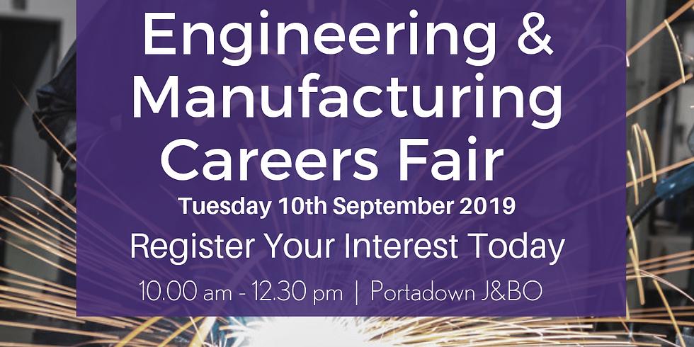 Portadown Engineering & Manufacturing Careers Fair