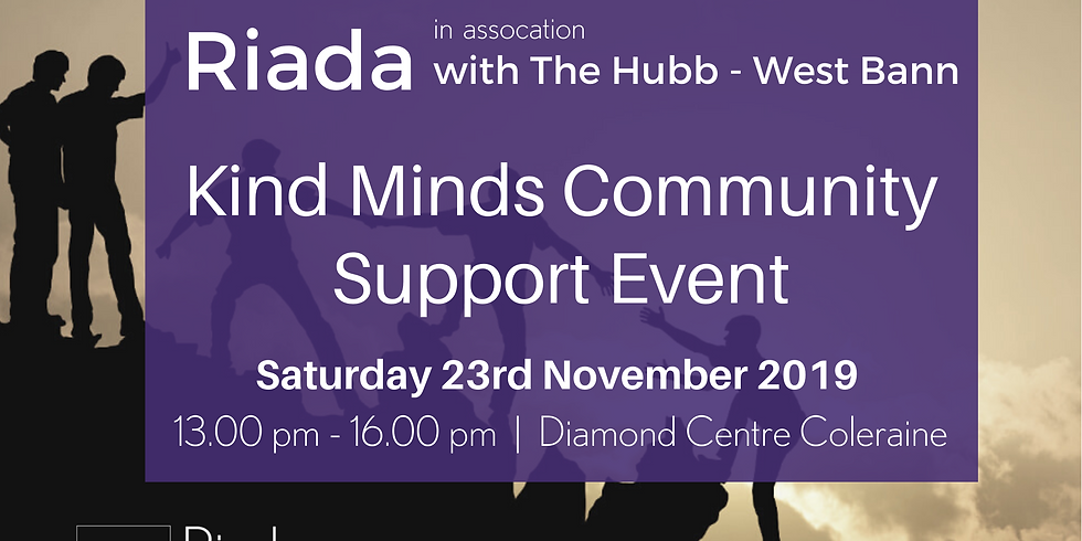 Kind Minds Community Support Event